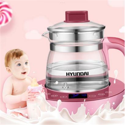 现代(HYUNDAI)暖奶器 QC-NN2606 粉色QC-NN2606