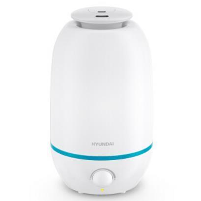 HYUNDAI/韩国现代加湿器香薰机家用卧室办公室静音补水净化增湿器 PN-JS9601