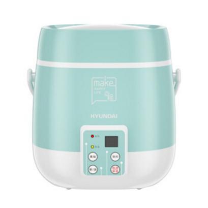 现代(HYUNDAI)迷你电饭煲 CFXB12-1.2D 青色 CFXB12-1.2D